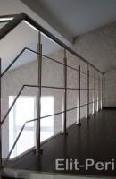 Ограждения для балконов из нержавейки Доброполье