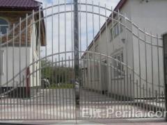Изготовление ворот из нержавеющей стали