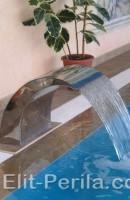 Фонтаны для бассейнов из нержавейки Харьков