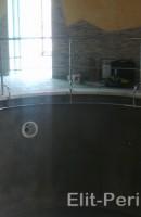 Ограждения для бассейна из нержавейки Бровары