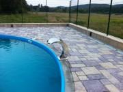 Перила и ограждения из нержавейки для бассейна