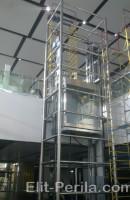 Панорамные шахты лифта