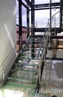 Элитные лестницы из нержавеющей стали